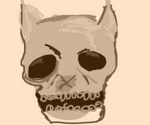 Killer Queen skull