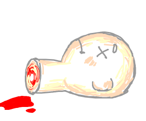 Severed Head Blush