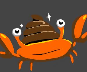 turd crab