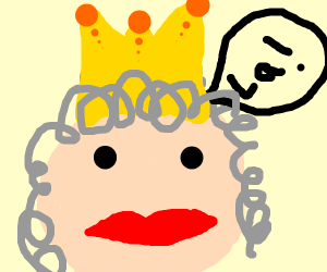queen elizabeth singing