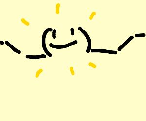 Shrug Emoticon IRL