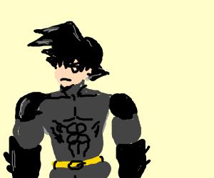 Goku as Batman?
