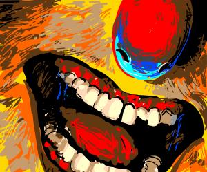 Yellmo close-up