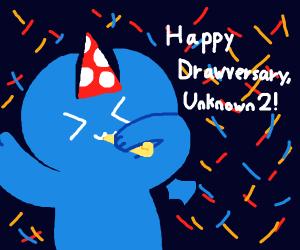 Happy Drawversary!