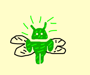 Android Dragonfly