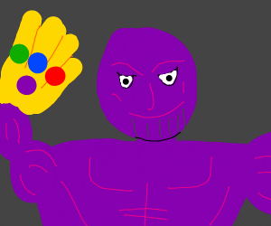 Buff Thanos