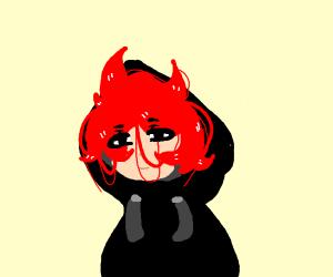 redhead hoodie guy