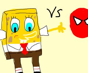 Spongebob vs. Spiderman