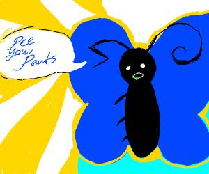 Inspirational Butterfly