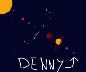 denny's on neptune