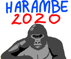 harambe became the law