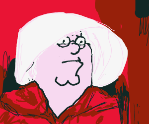 The Handmaids Tale starring Peter Griffin