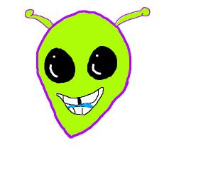 Aliens need braces too