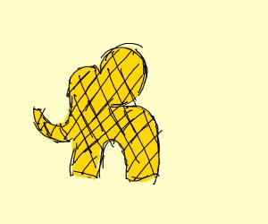 Waffle Elephant