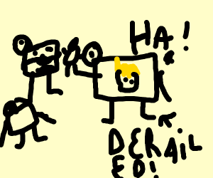 drawception derail