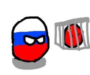 Russia send china to gulag