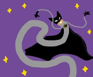 Very long and flexible Batman