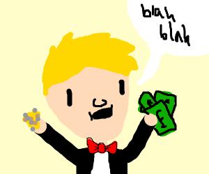 Rich Man Speaks