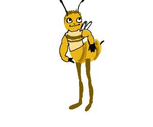 buff barry bee benson
