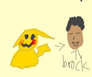 Mimikyu was Brock all along!