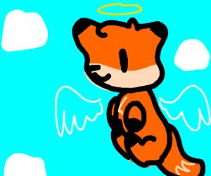 Angel fox