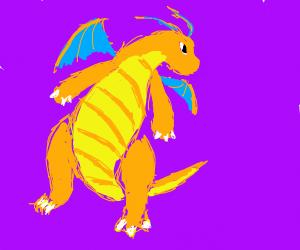 dragonite!!! :D