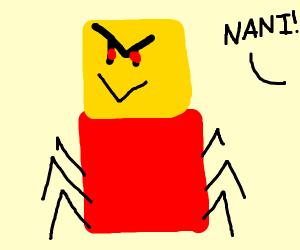 Despacito Spider is A N G R Y