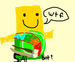 noob saibot says wtf