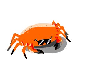 A cool crab