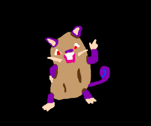 Potato rattata