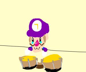 bongo waluigi