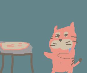 Hangry Garfield