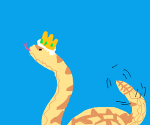 King Rattlesnake