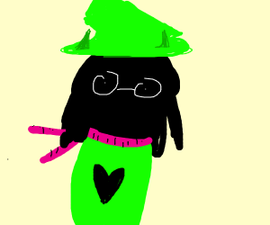 deltarune green girl