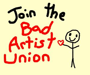 Bad Artist Union