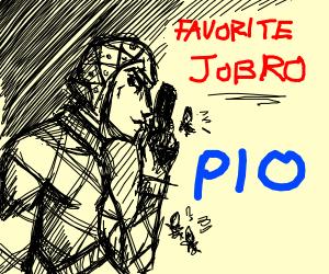 Favourite Jobro P.I.O