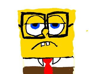 Smart Spongebob