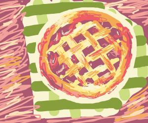 Cherry pie:)