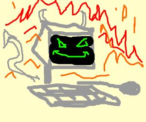 evil computer