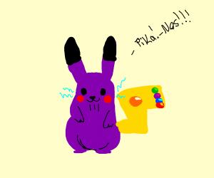 Thanos Pikachu