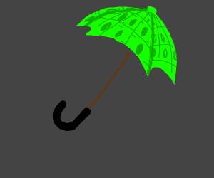 $100 umbrella