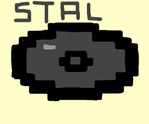 The music disk for Stal (Minecraft.)