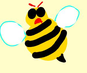 Angary bee