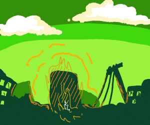 A Toxic Wasteland