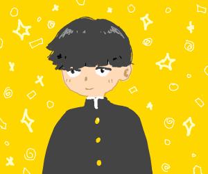an anime character