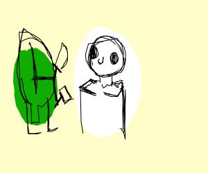 Spinach Sculptor