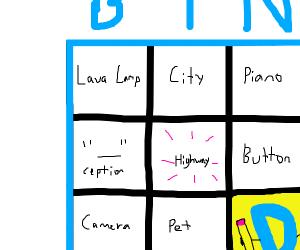 bingo highway