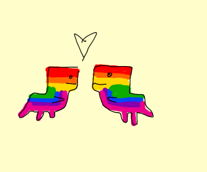 Gay Dinosaurs
