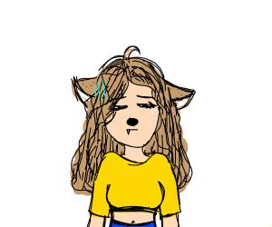 Sad furry (how it should be)