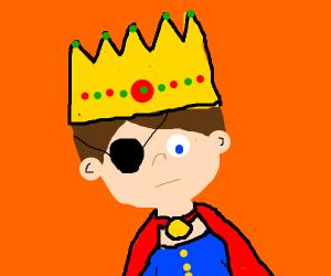 one eyed prince